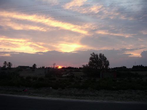 BEKALTA au couche du soleil